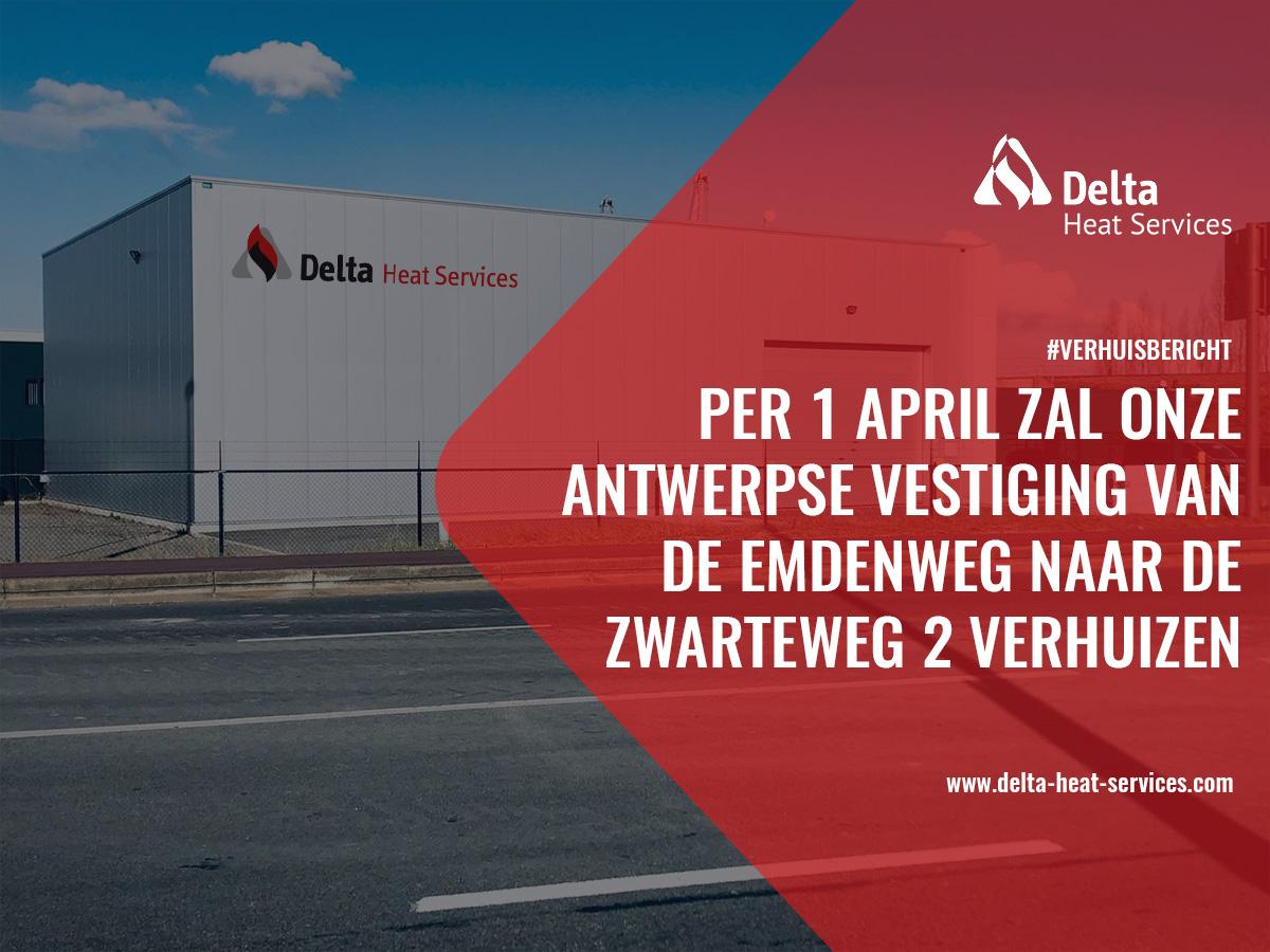 Verhuizing binnen Antwerpen