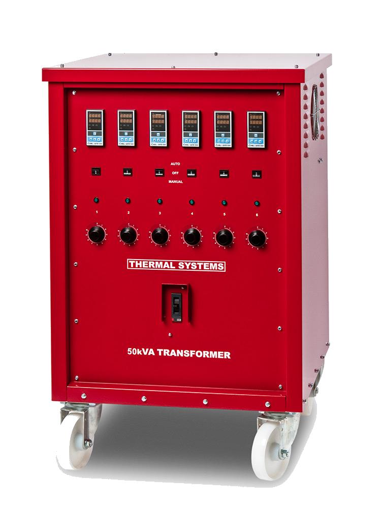 50 kVA unit